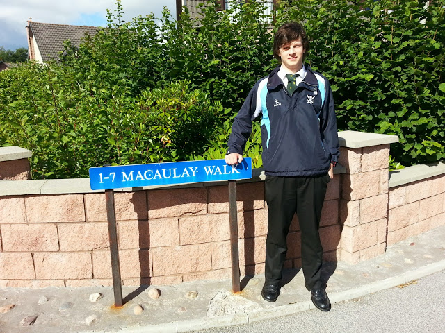 MacAulay Walk