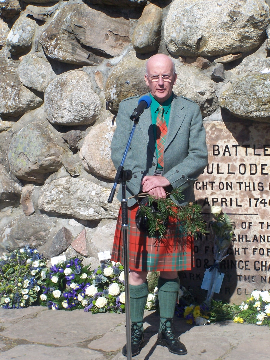 Hector at Culloden